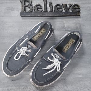 Boys blue Sperry Top-Siders Size 2